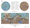 Mars Global Surveyor Color-Coded Contour Map thumbnail
