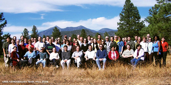 USGS Astrogeology Team Photo 2008