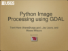 Python Image Processing using GDAL thumbnail