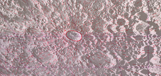 Moon Engineer Special Study Tycho Crater Rays thumbnail