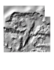 Hillshade of Ophir and Central Candor Chasmata of Mars thumbnail