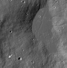 Moon Lunar Reconnaissance Orbiter Surveyor 7 (arrow) at Tycho Crater Lake thumbnail