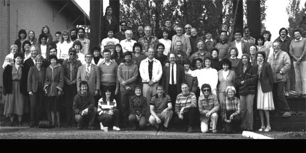 USGS Astrogeology Team Photo 1987