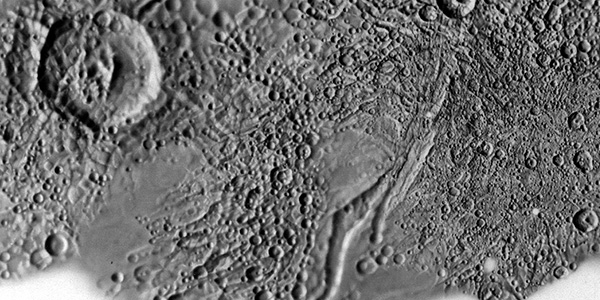 Tethys airbrush shaded relief